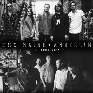 The Maine and Anberlin