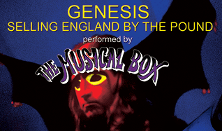 The Musical Box Performs Selling England By The Pound tickets at The Regency Ballroom in San Francisco