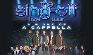 The Sing-Off Live Tour tickets at Mill City Nights in Minneapolis