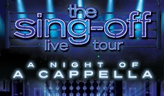 The Sing-Off Live Tour tickets at The Showbox in Seattle