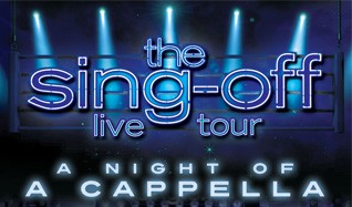 The Sing-Off tickets at Royal Oak Music Theatre in Royal Oak