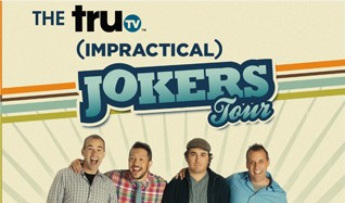 The truTV Impractical Jokers Tour featuring The Tenderloins tickets at Durham Performing Arts Center in Durham