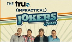 Cast of Impractical Jokers  tickets at San Diego Civic Theatre in San Diego