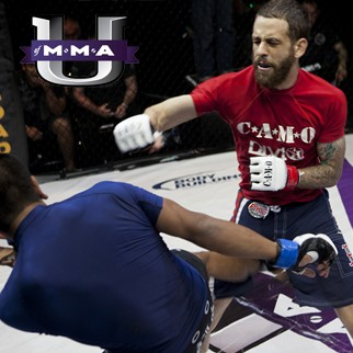 The University of MMA: Fight Night