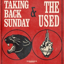 The Used and Taking Back Sunday tickets at Best Buy Theater in New York