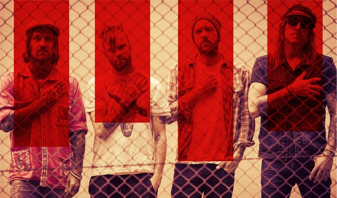 The Used and Taking Back Sunday