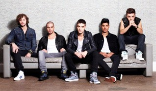 The Wanted tickets at Ogden Theatre in Denver