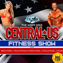 The WBFF 2013 US Fitness Show