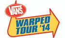 Vans Warped Tour tickets at Shoreline Amphitheatre in Mountain View