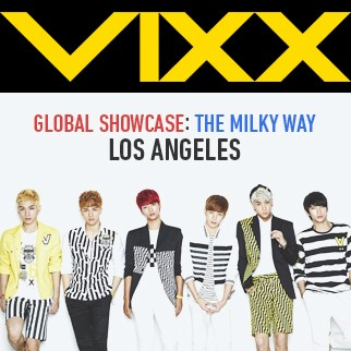VIXX 1ST GLOBAL SHOWCASE
