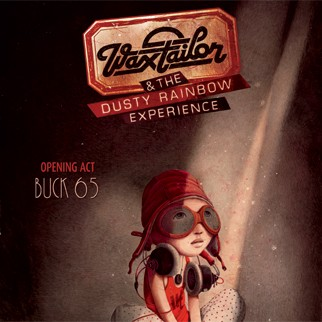 Wax Tailor & The Dusty Rainbow Experience - Full Live Band