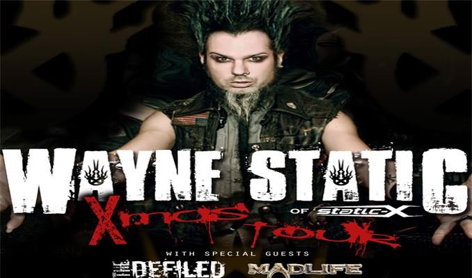 Wayne Static (Of Static-X)