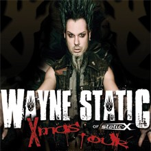 Wayne Static (Of Static-X)