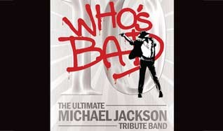 Who's Bad: The World's #1 Michael Jackson Tribute Band tickets at Keswick Theatre in Glenside
