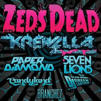 Zeds Dead / Krewella