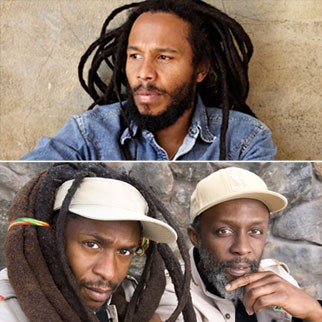 Ziggy Marley / Steel Pulse