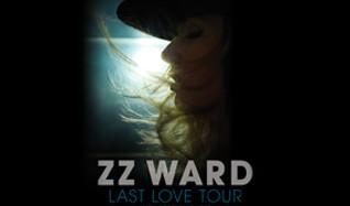ZZ Ward tickets at Arvest Bank Theatre at The Midland in Kansas City