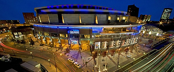 Time Warner Cable Arena Tickets And Event Calendar