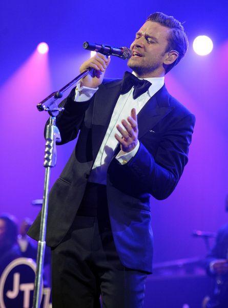 Justin Timberlake rocks Las Vegas with return of The 20/20 ...
