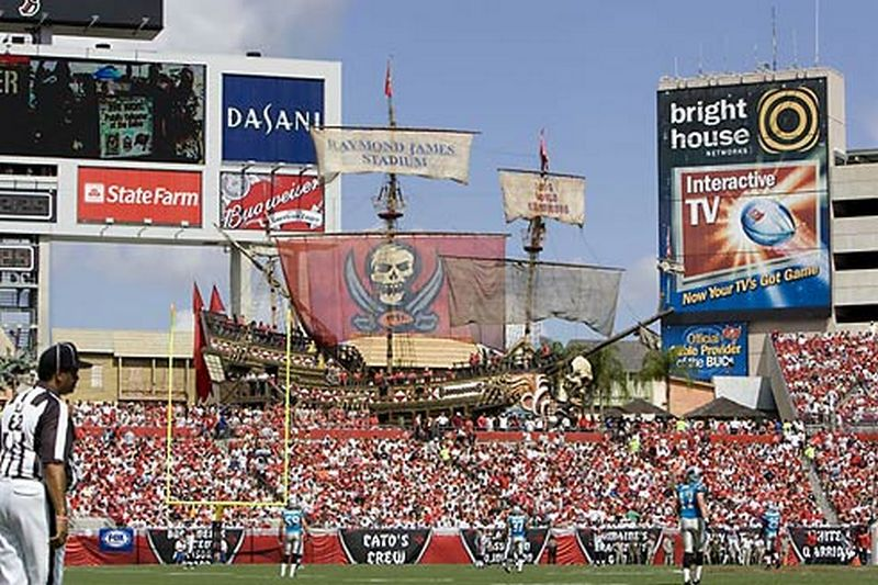 The Best Buccaneers Stadium Seating Chart