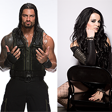 wwe superstar roman and paige meet tickets