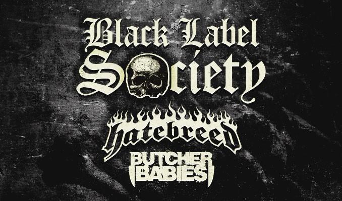 Black Label Society Tickets Oklahoma City 23