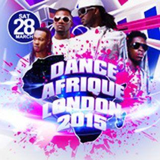 Dance Afrique 2015