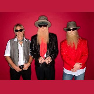 ZZ Top Plus Guests Thunder