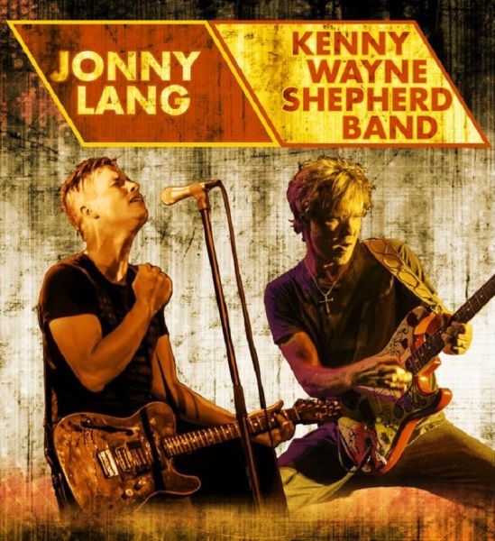 kenny wayne shepherd band jonny lang to embark on a co headlining tour axs. Black Bedroom Furniture Sets. Home Design Ideas