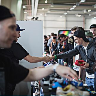 Crep Protect Presents - Sneakerness London 2015