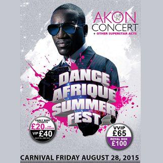 Dance Afrique Summerfest