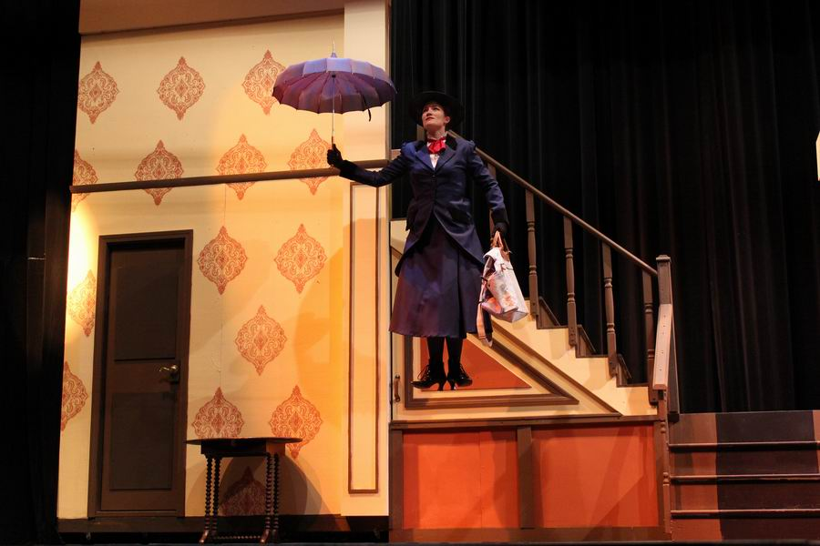 Olmsted Performing Arts Presents The Magical World Of Mary
