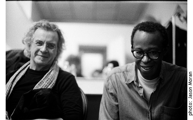 Creative Music Works and Dazzle Jazz announce Matthew Shipp / Michael Bisio show