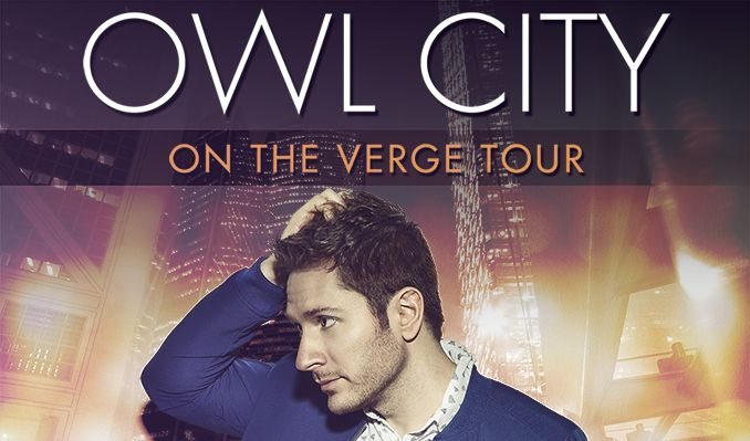 Summary -> Owl City Tour - stargate-rasa info