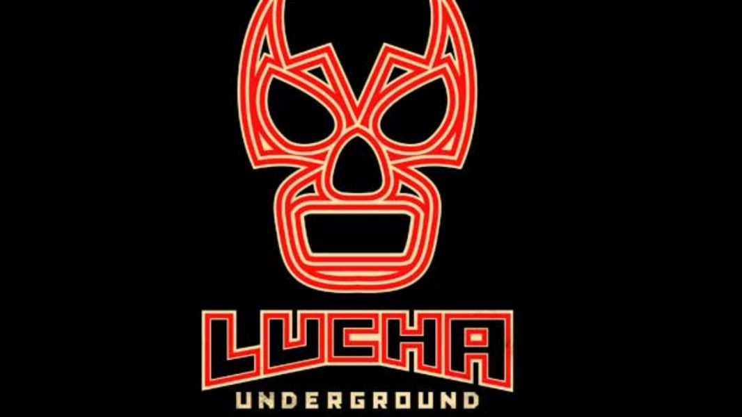 Lucha Undergrond New logo