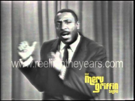 recording Dick gregory for president lp