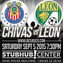 Club Leon Vs Chivas