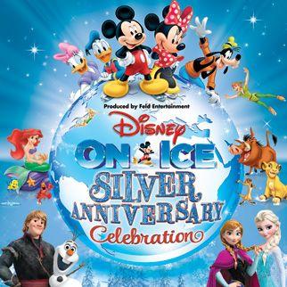 Disney On Ice presents Silver Anniversary Celebration