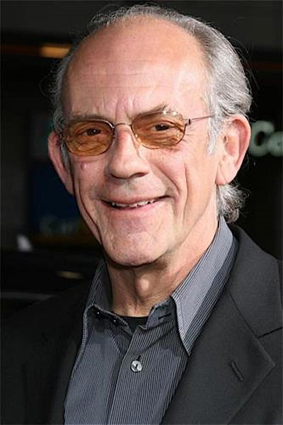 Christopher Lloyd to join Michael J. Fox and Lea Thompson ...