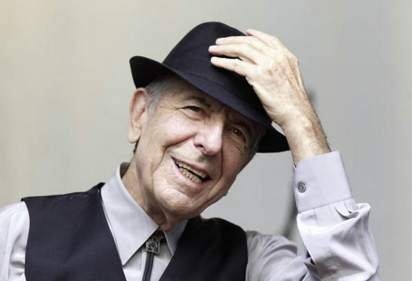 Image result for leonard cohen 2016