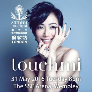 Sammi Touch Mi World Tour in London