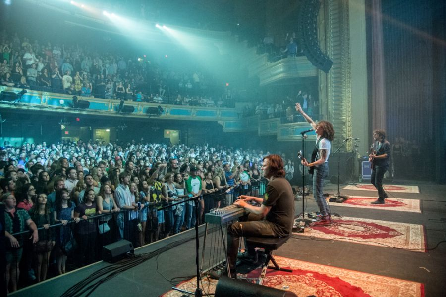 The Revivalists Blow The Roof Off The Orpheum In Nola Axs