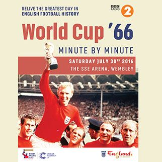 World Cup '66 Minute by Minute