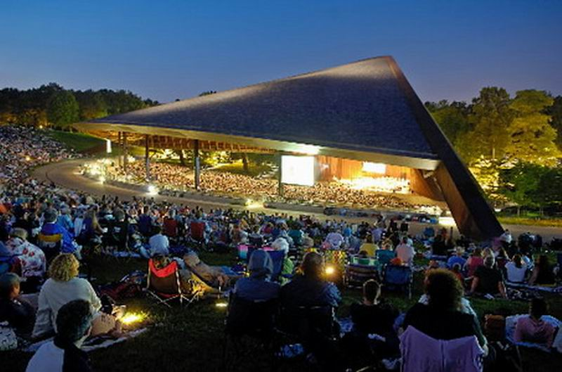 Cleveland Orchestra 2016 Blossom Music Festival Individual