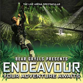 Bear Grylls - Endeavour