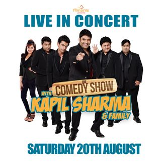 The Comedy Show with Kapil Sharma & Family