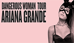 Ariana Grande Tickets In Las Vegas At Mgm Grand Garden Arena On Sat Feb 4 2017 7 30pm