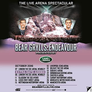 Bear Grylls: Endeavour