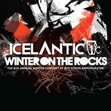 Icelantic's Winter on the Rocks Featuring Zedd tickets at Red Rocks Amphitheatre in Morrison