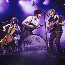 The Lumineers tickets at Sprint Center, Kansas City